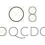 Módulos y letras redondas