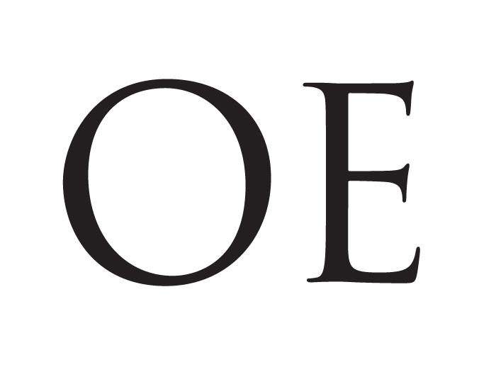 """Proporciones de la """"O"""" y la """"E"""" clásicas"""