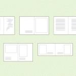 Páginas de los distintos tipos de libros