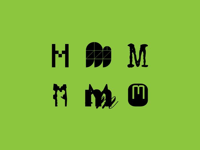 """Diferentes """"M"""""""