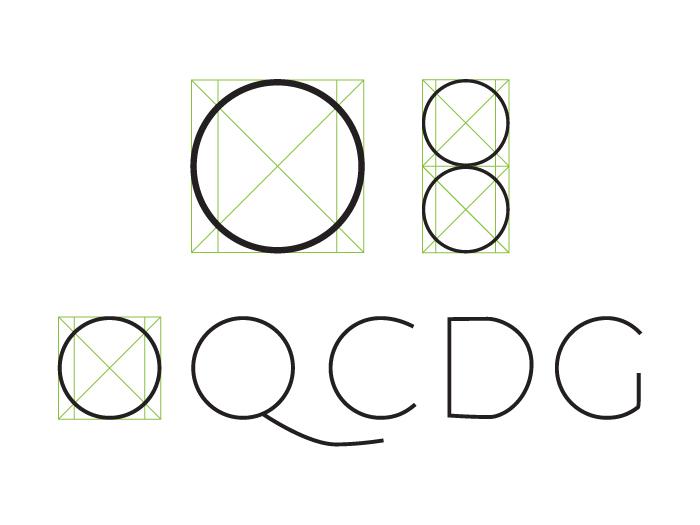 Estructura: módulos y letras redondas